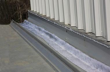 Como sellar grietas en laminas de asbesto reparaci n del for Laminas vinilicas para paredes