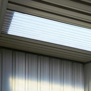 Obras de impermeabilizacion impernet for Cubiertas transparentes para techos
