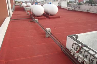 Impermeabilizacion de techos o losas impernet - Tipos de impermeabilizacion ...